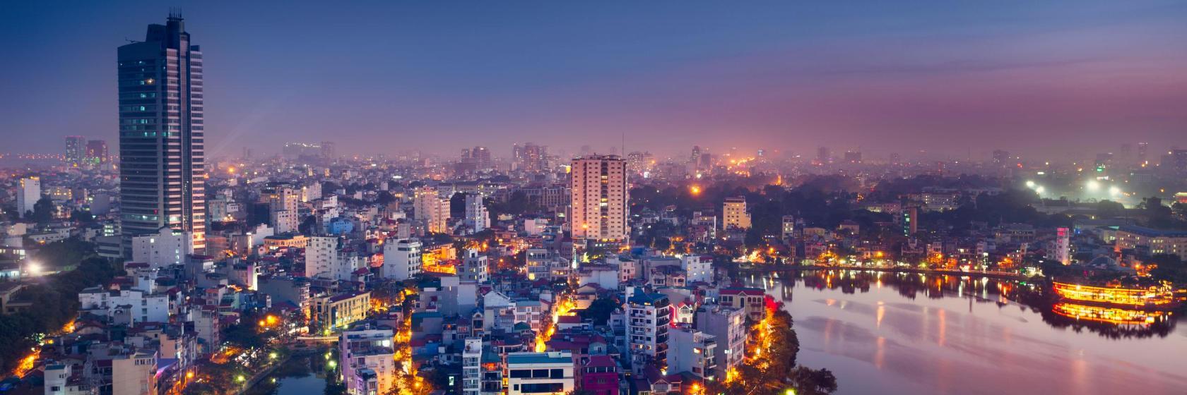 Hanoi (هانوی)