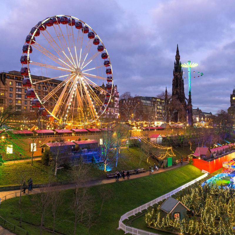 Booking Hotel Edimburgo