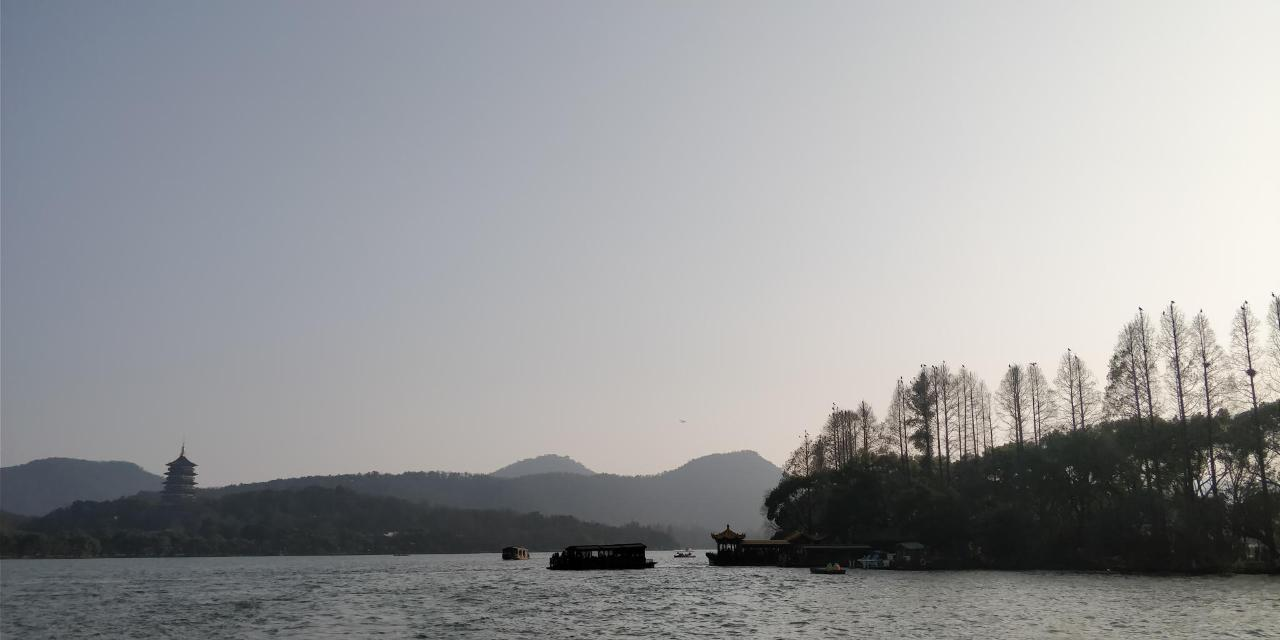 旅友们拍摄的杭州照片