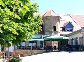 Hotel Restaurant Zehntscheune, Sinsheim