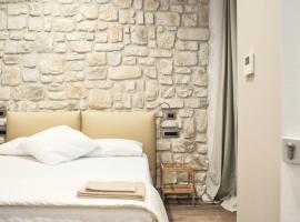 Olivia Rooms Eurialo, 贝尔韦代雷