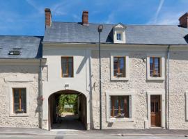 L'ancien prieuré, Saint-Jean-de-la-Motte