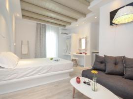 Naxian Spirit Suites & Apartments, 圣安娜纳克索斯