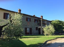 La casina del Poggio, Ponticino