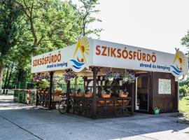 Sziksósfürdő Strand és Kemping, Domaszék