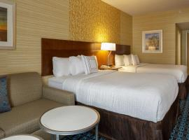 Fairfield Inn & Suites by Marriott Belleville, Belleville