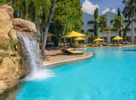 Sarova Whitesands Beach Resort & Spa, במבורי
