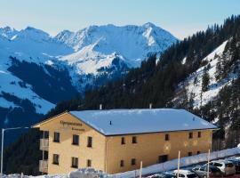 Alpenpanorama Konzett in Faschina, Fontanella