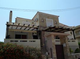 Villa Sans Souci, Salamís