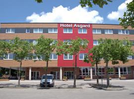 阿斯加德酒店, 格斯特霍芬