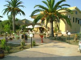 Villa dei Giardini, Villaggio Mosè