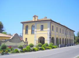 瑞来斯II普斯提格里昂奈安提卡鲍斯塔德期吉酒店, Campagnano di Roma