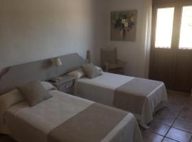 奥玛拉巴酒店, 萨阿拉德洛斯阿图内斯