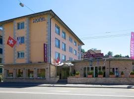 Hotel Tivoli, Schlieren