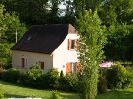 Gîte le Noyer - l'Ancien Vignoble, Saint-Julien-de-Lampon