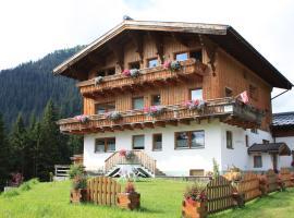 Haus Sattelkopf, 圣安东阿尔贝格