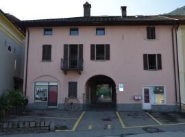 Antica Sosta dei Viandanti, Cadenazzo