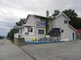 Lakeview Motel & Cottages, Sauble Beach