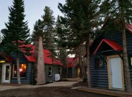Yellowstone Cabins and RV, 西黄石