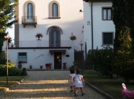 Villa La Fornacina, فيليني فالدارنو