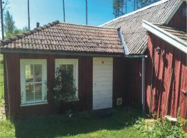 One-Bedroom Holiday Home in Langsjo, Långasjö