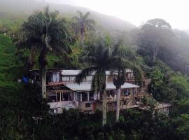 埃尔萨尔托生态山林小屋, Paraíso