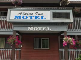 Alpine Inn Motel, Cooper Landing