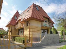 Apartment Gagarin Utca-Keszthely