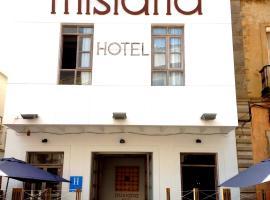 米斯安娜酒店, 塔里法