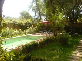Superb Villa Around Marrakech, Aghmat