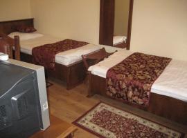 特昂斯宜尔瓦尼雅酒店, 克卢日-纳波卡