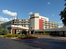 Marriott at the University of Dayton, دايتون