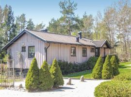 Four-Bedroom Holiday Home in Askloster, Åskloster