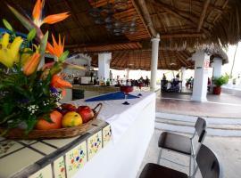 海豚湾酒店, 曼萨尼约
