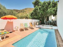 Four-Bedroom Holiday Home in Alcaucin, Malaga, Toril