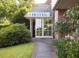 Hotel Seeblick Garni, 布隆