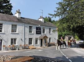 The Wheatsheaf Inn, Kendal