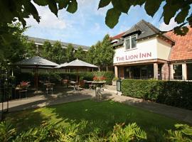 The Lion Inn, צ'למספורד