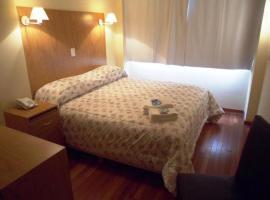Juramento de Lealtad Townhouse Hotel