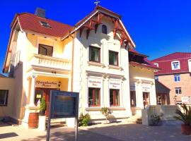 Pfannkuchenhaus Fehmarn, 伯格奥夫费马恩