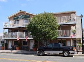 Sunrise Motel, Seaside Heights