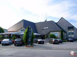 Threeland Hotel, Pétange