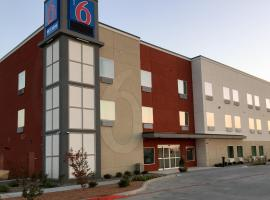 Motel 6 Midland, מידלנד
