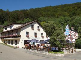 Zum blauen Hecht, Kipfenberg