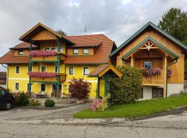 Landhaus Ebner, Millstatt