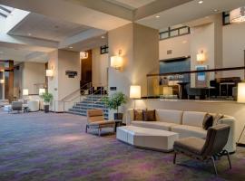 The Saratoga Hilton, Saratoga Springs