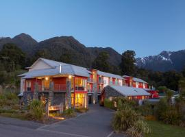 Distinction Fox Glacier - Te Weheka Boutique Hotel, פוקס גלאסייר