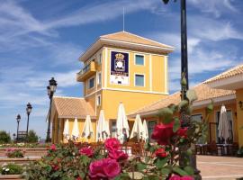 坎波阿莫高尔夫酒店, 坎波阿莫