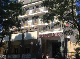 索尔斯酒店, 圣安德烈巴尼