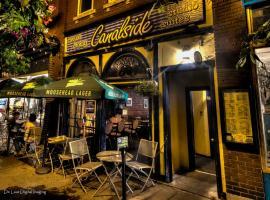 Canalside Restaurant, Inn & Kitchen Store, Port Colborne